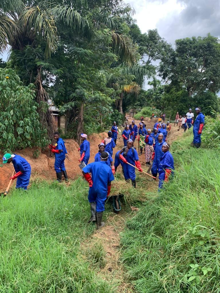 STEP2 à Kananga :6.750 emplois temporaires au profit des personnes vulnérables.