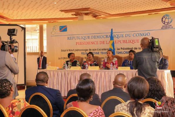 À travers le projet PRVBG, le Fonds Social de la RDC s'invite dans les programmes de prévention des VBG