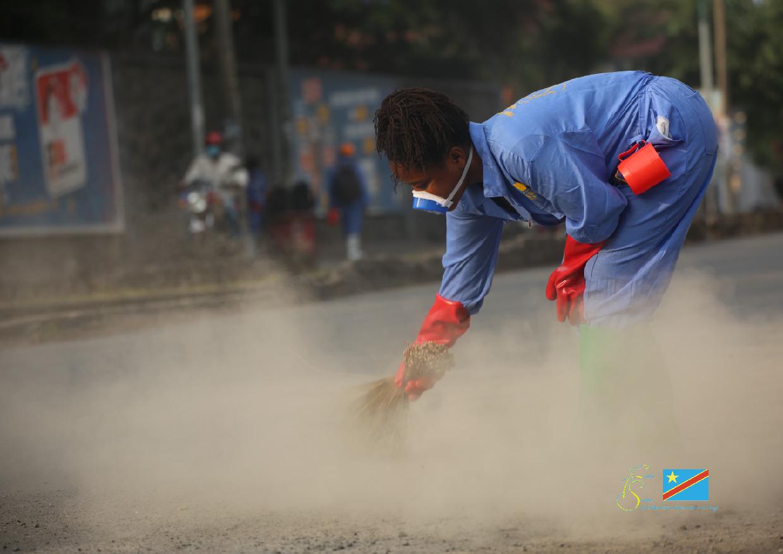 RDC : De la période  du 18 février au 12 juillet 2020, le Fonds Social a créé  23 014 emplois  temporaires   avec  le projet PRSMVE