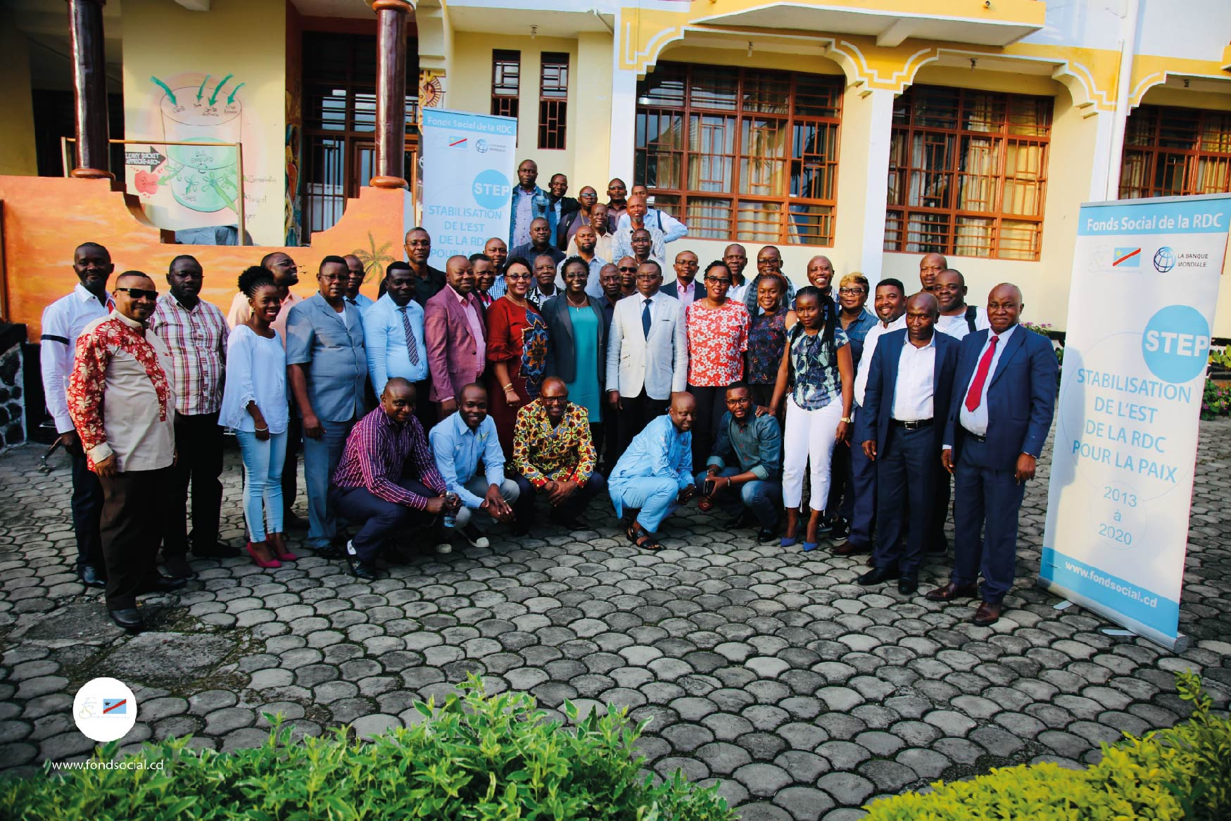Projet STEP: des progrès significatifs  enregistrés lors de l'evaluation de l'exercice 2019