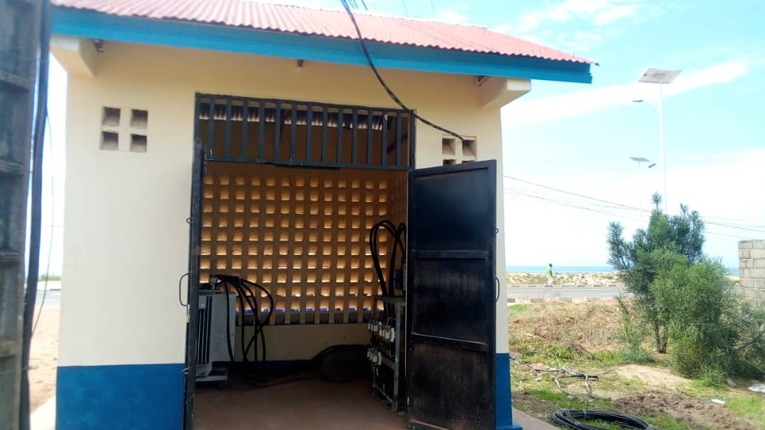Kalemie : le FSRDC éclaire plus de 450 ménages du quartier Joseph Kabila